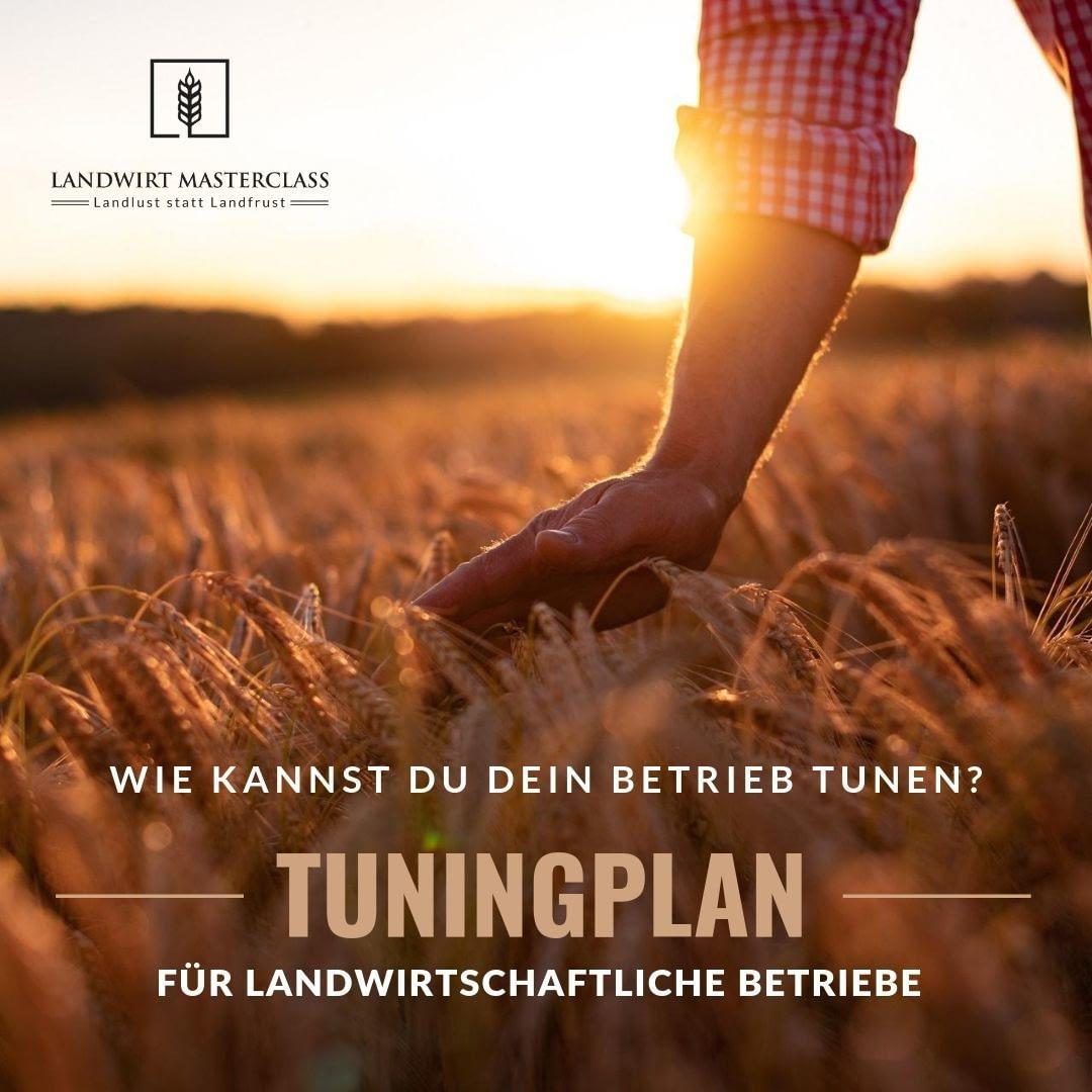 Landwirtschaftliche Beratung Tuning